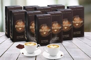 Café et produits d'épicerie